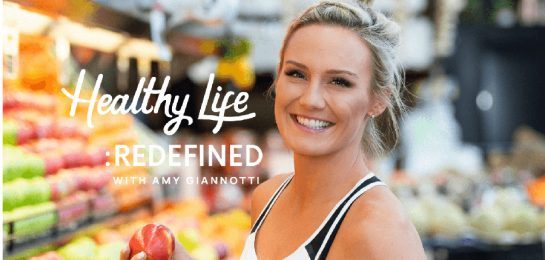 Podcast Episode 1: Amy's Life Growing Up, Health, Fitness, Career, Business, Hypothalamic Amenorrhea and Recovery